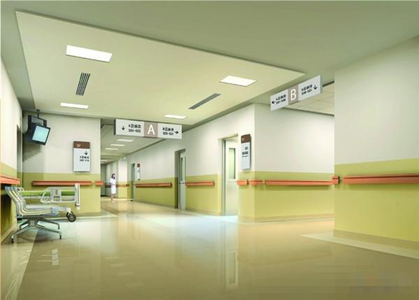 医院装修_南京沪青装饰工程有限公司